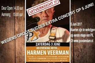 An Evening With ... Harmen Veerman extra concert