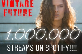 1.000.000 streams voor Mell